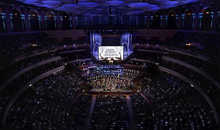 『ティム・バートン&ダニー・エルフマン映画音楽コンサート』ロンドン公演の様子