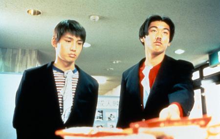 『キッズ・リターン』監督:北野武 ©1996バンダイビジュアル/オフィス北野