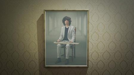 """坂本慎太郎""""スーパーカルト誕生""""PVより"""
