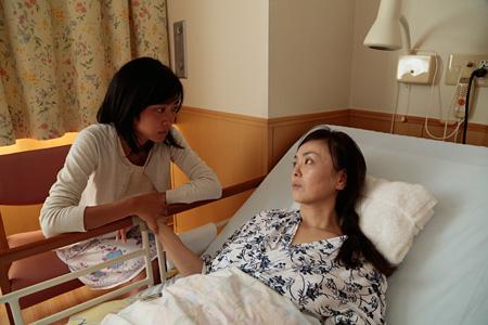 """映画『2つ目の窓』 ©2014""""FUTATSUME NO MADO""""JFP, CDC, ARTE FC, LM."""