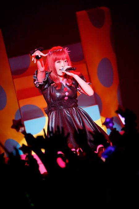 きゃりーぱみゅぱみゅ『KPP NANDA COLLECTION WORLD TOUR 2014』東京公演より