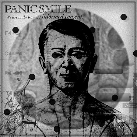 PANICSMILE『INFORMED CONSENT』ジャケット