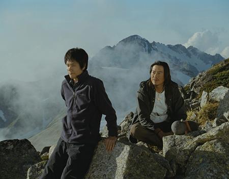 映画『春を背負って』 ©2014「春を背負って」製作委員会