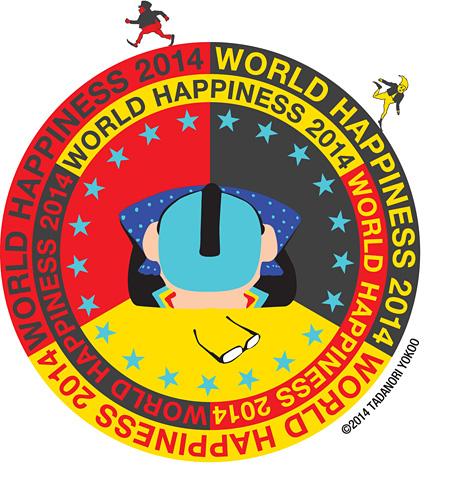 『WORLD HAPPINESS 2014』
