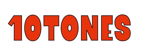 『10TONES』ロゴ