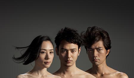左から:深津絵里、妻夫木聡、仲村トオル