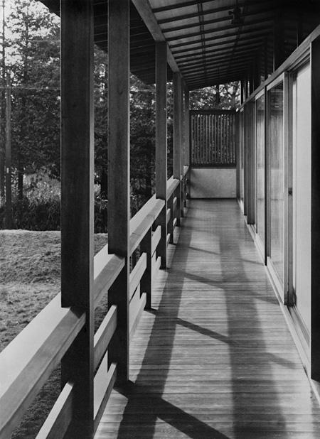 丹下健三『住居』 1953年 撮影:平山忠治