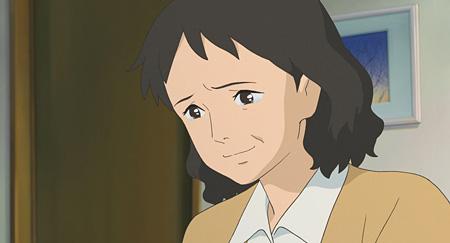 映画『思い出のマーニー』より松嶋菜々子が声を演じる頼子 ©2014 GNDHDDTK