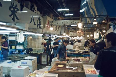 『Tsukiji Wonderland(仮題)』 ©松竹株式会社