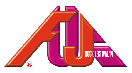『FUJI ROCK FESTIVAL '14』ロゴ