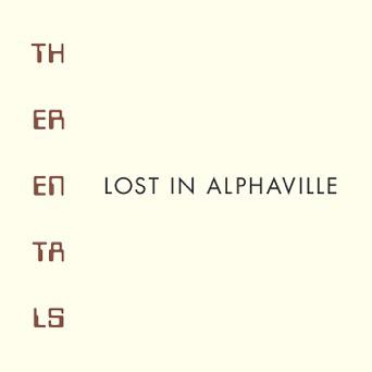 The Rentals『Lost in Alphaville』ジャケット