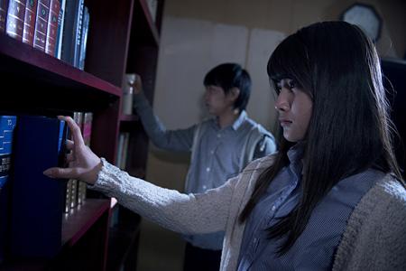 『青鬼』 ©2014 noprops/黒田研二/『青鬼』製作委員会