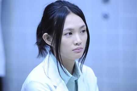 橘直子役の臼田あさ美
