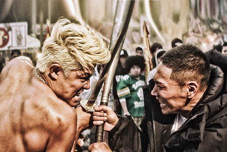 『TOKYO TRIBE』 ©2014INOUE SANTA/TOKYO TRIBE FILM PARTNERS
