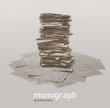 monochromia『monograph』ジャケット