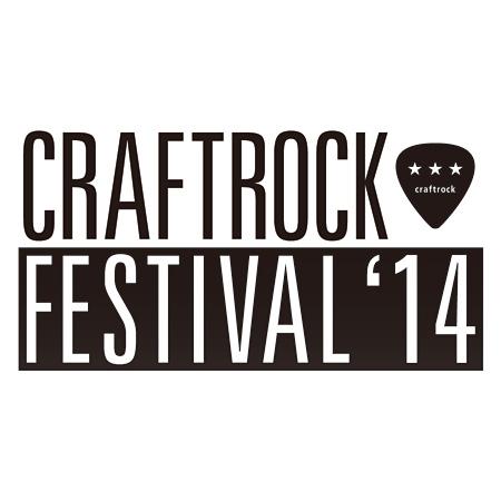 『CRAFTROCK FESTIVAL '14』ロゴ