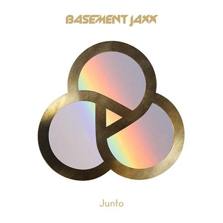 Basement Jaxx『Junto』日本盤ジャケット