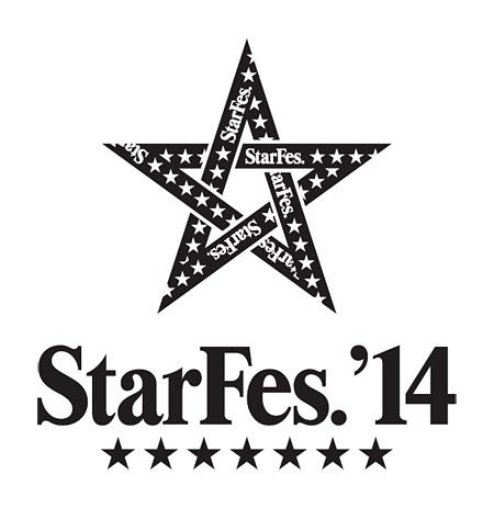 『StarFes.'14』ロゴ