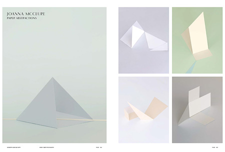 『GEOMETRY MAKES ME HAPPY 幾何学が導く、ここちよいデザイン』より