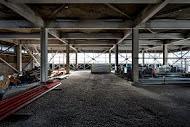 北倉庫の現在の様子