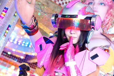 大森靖子『背徳ロボットライブ~3000枚CD買ってもふられた編~at 歌舞伎町 ロボットレストラン』より