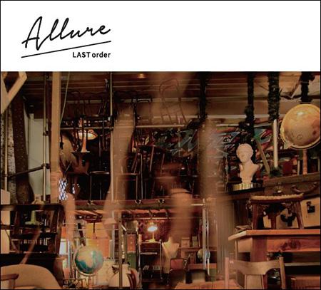 LASTorder『Allure』ジャケット