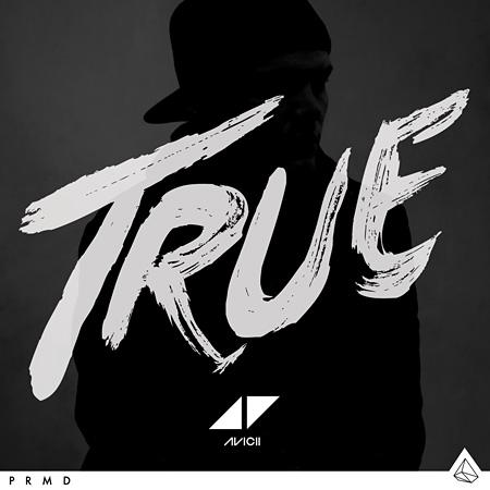 Avicii『TRUE』ジャケット