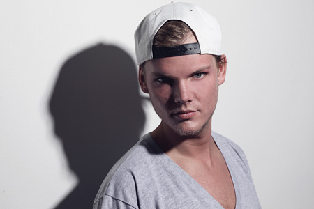 Avicii photo by Alex Wessely