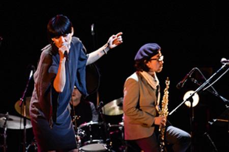 2014年4月3日にBunkamuraオーチャードホールで開催された『JAZZ WEEK TOKYO 2014』のライブ写真 Photo by Masanori Doi