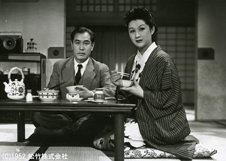 『お茶漬けの味』(監督:小津安二郎)