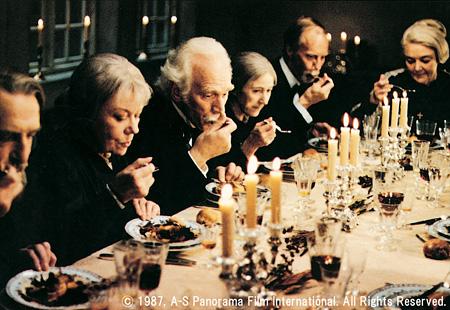 『バベットの晩餐会』(監督:ガブリエル・アクセル)