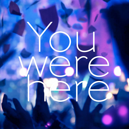 BUMP OF CHICKEN『You were here』ジャケット
