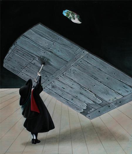 『扉の国のチコ』2006年6月 ©なかえよしを・上野紀子/ポプラ社