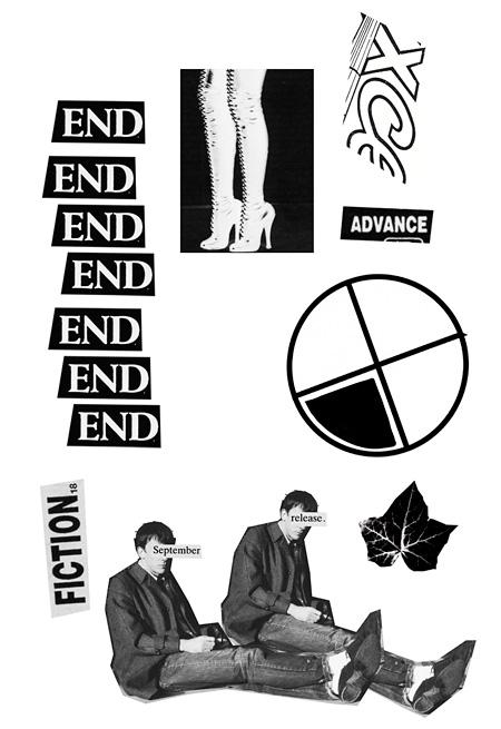 ピーター・デ・ポッター『END FICTION』