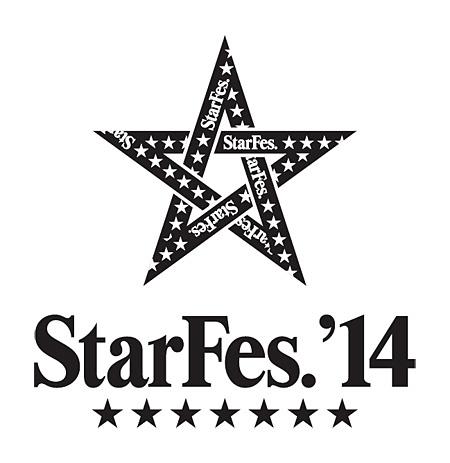 『VICE JAPAN presents StarFes.'14』ロゴ