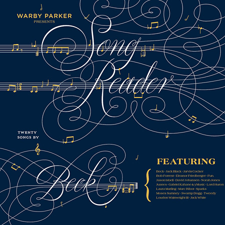 V.A.『Beck Song Reader』ジャケット