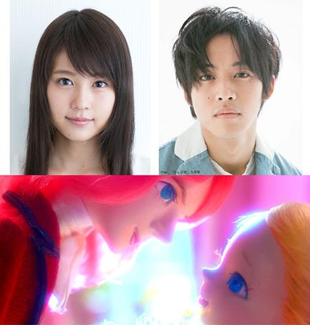 上段左から有村架純、松坂桃李、下段:『くるみ割り人形』より ©1979,2014 SANRIO CO.,LTD.TOKYO,JAPAN