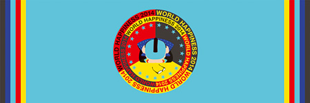 『WORLD HAPPINESS 2014』タオル