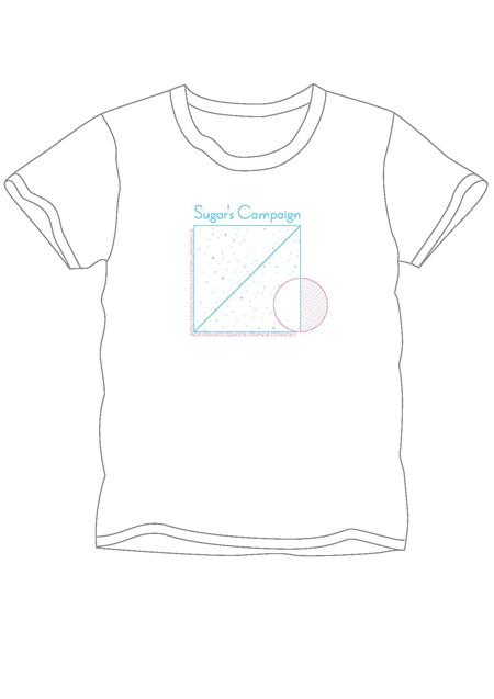 Sugar's Campaign Tシャツ