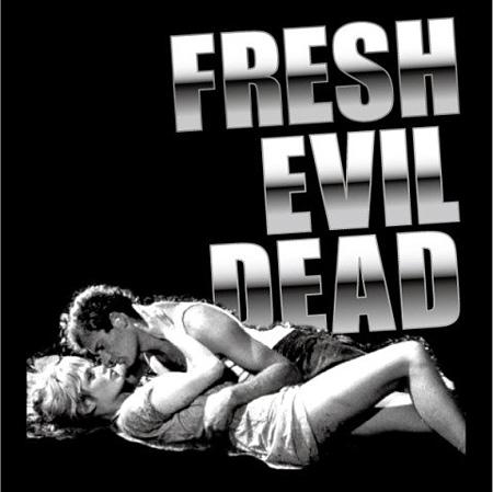 V.A.『FRESH EVIL DEAD』ジャケット
