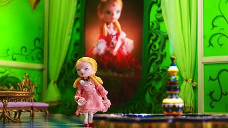 『くるみ割り人形』 ©1979,2014 SANRIO CO.,LTD.TOKYO,JAPAN