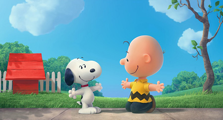 『I LOVE スヌーピー THE PEANUTS MOVIE』 ©2015 Twentieth Century Fox Film Corporation. All Rights Reserved. Peanuts ©Peanuts Worldwide LLC.