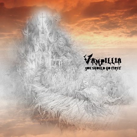 Vampillia『you should go first』ジャケット