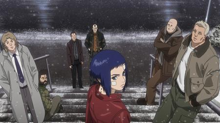 『攻殻機動隊ARISE border:4 Ghost Stands Alone』 ©士郎正宗・Production I.G/講談社・「攻殻機動隊ARISE」製作委員会