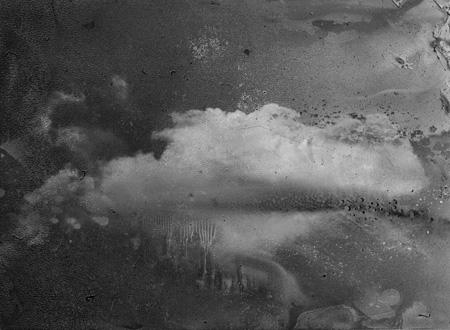 横田大輔『cloud』 2013年, Inkjet print, 150×110cm, Courtesy of G/P GALLERY
