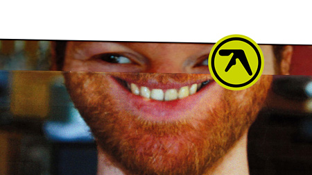 Aphex Twin『SYRO』告知サイトより