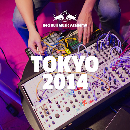 『Red Bull Music Academy Tokyo 2014』キービジュアル