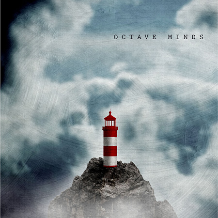 OCTAVE MINDS『Octave Minds - A collaborative album by Boys Noize & Chilly Gonzales』ジャケット