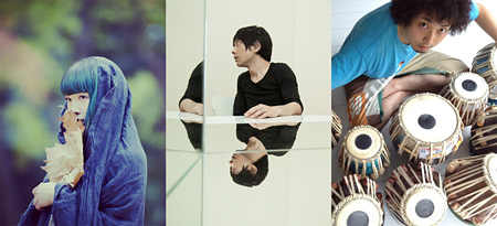 青葉市子 with 小山田圭吾&U-zhaan