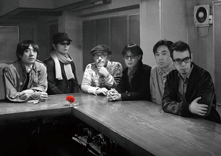 高橋幸宏 & METAFIVE(小山田圭吾×砂原良徳×TOWA TEI×ゴンドウトモヒコ×LEO今井)